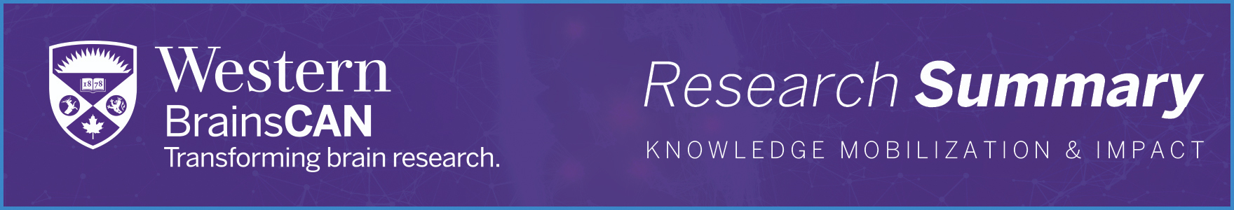 Research Summary Banner